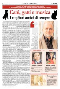 C.Sottocornola, Canzoni e animali, 28.7.2016