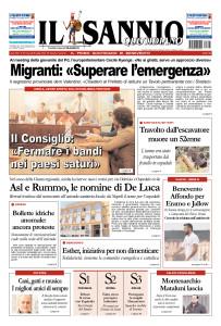 Il Sannio, 28.7.2016