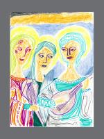 35-c-sottocornola-angeli-ispirato-a-immagini-della-tradizione-religiosa-iconica