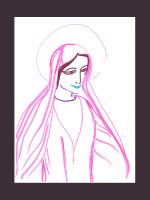 44-c-sottocornola-madonna-archetipica-ispirato-a-immagine-della-devozione-religiosa